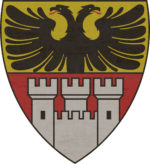 city arms of Duisburg