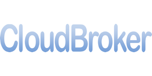 CloudBroker homepage
