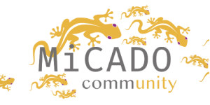 MiCADO Community homepage